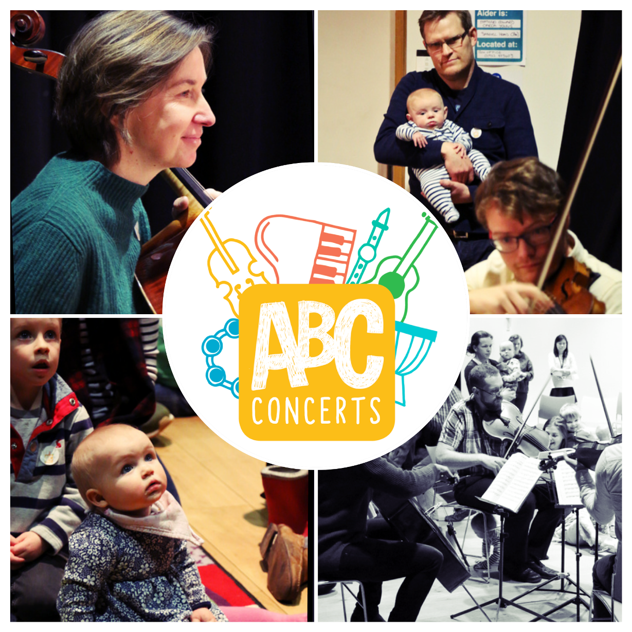 ABC Concerts: Strings & Things