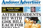 PREVIEW: Aster residents hit with £26K bill each for repairs