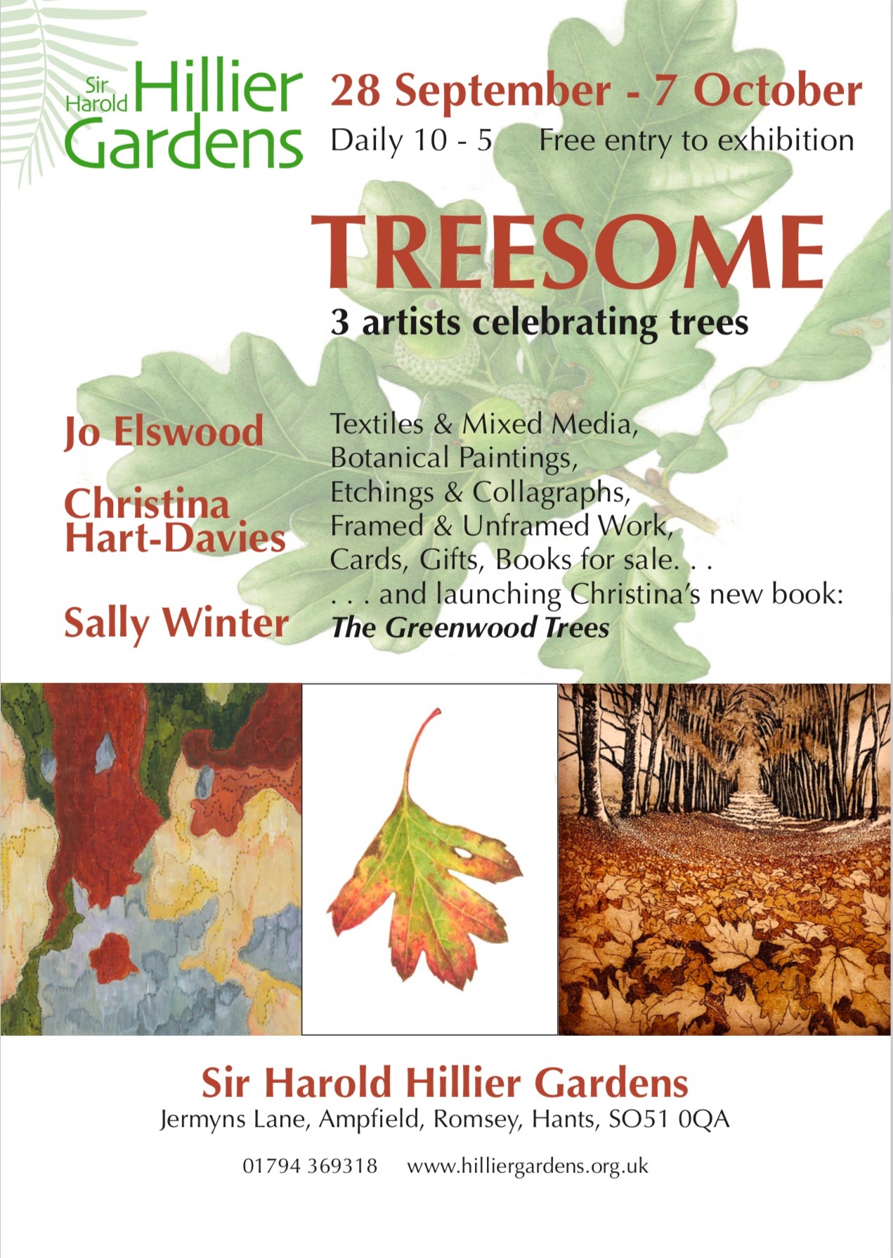 Treesome. Art Exhibition