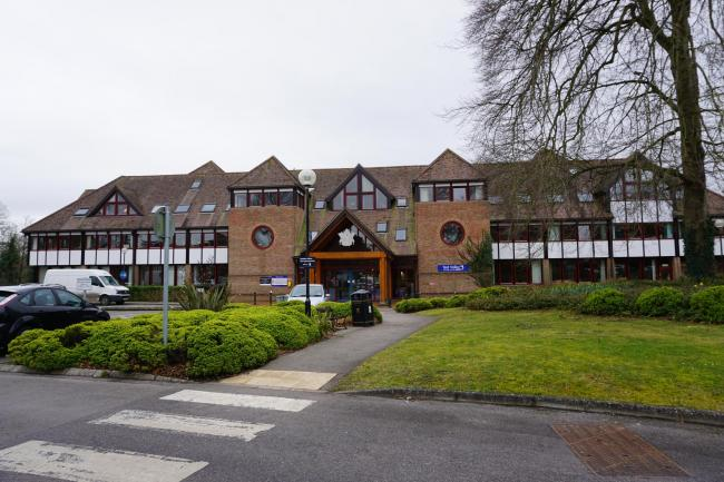 Andover Town Council are challenging Test Valley Borough Council