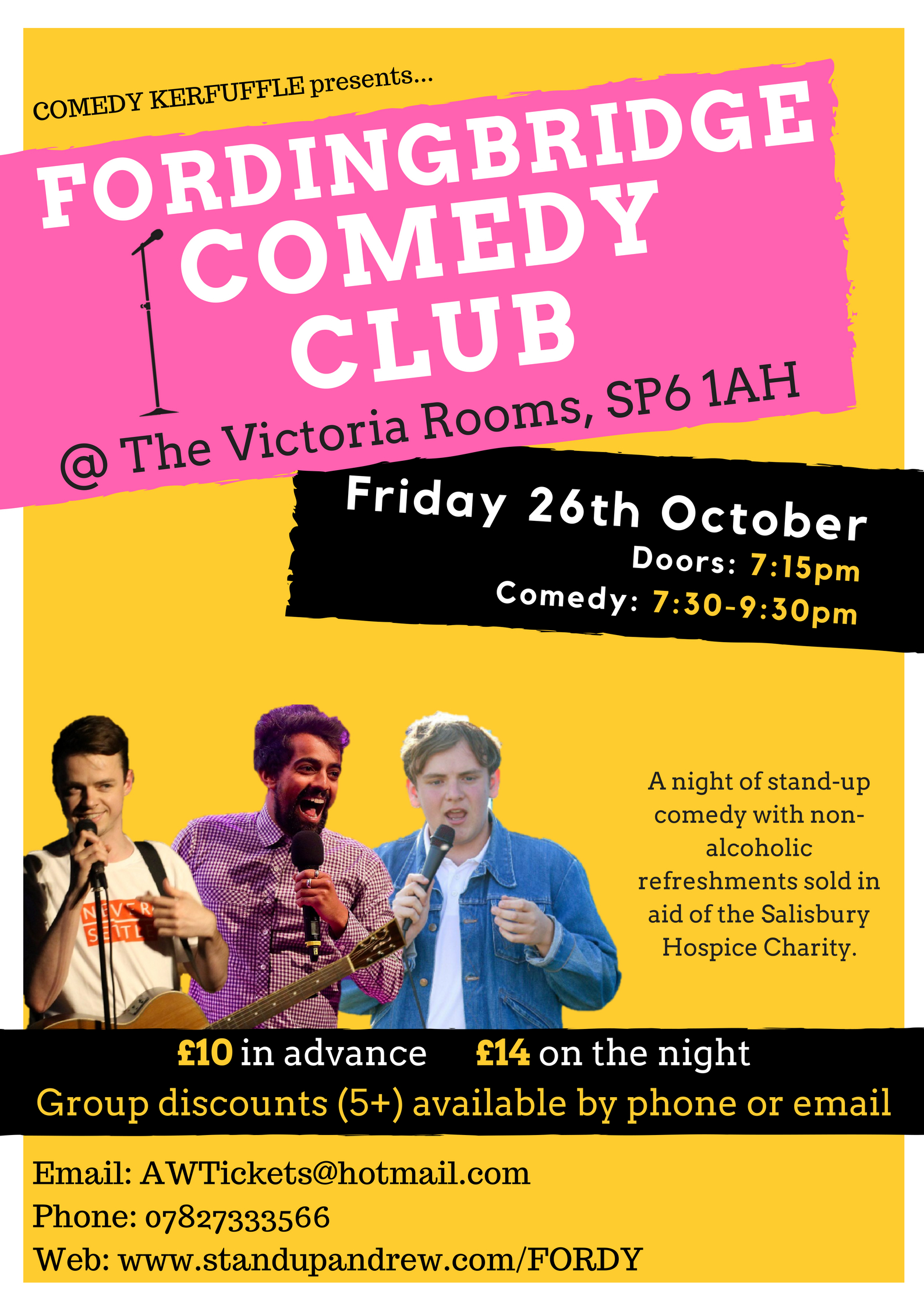 Fordingbridge Comedy Club