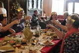 Christmas Lunches at Minstead Lodge