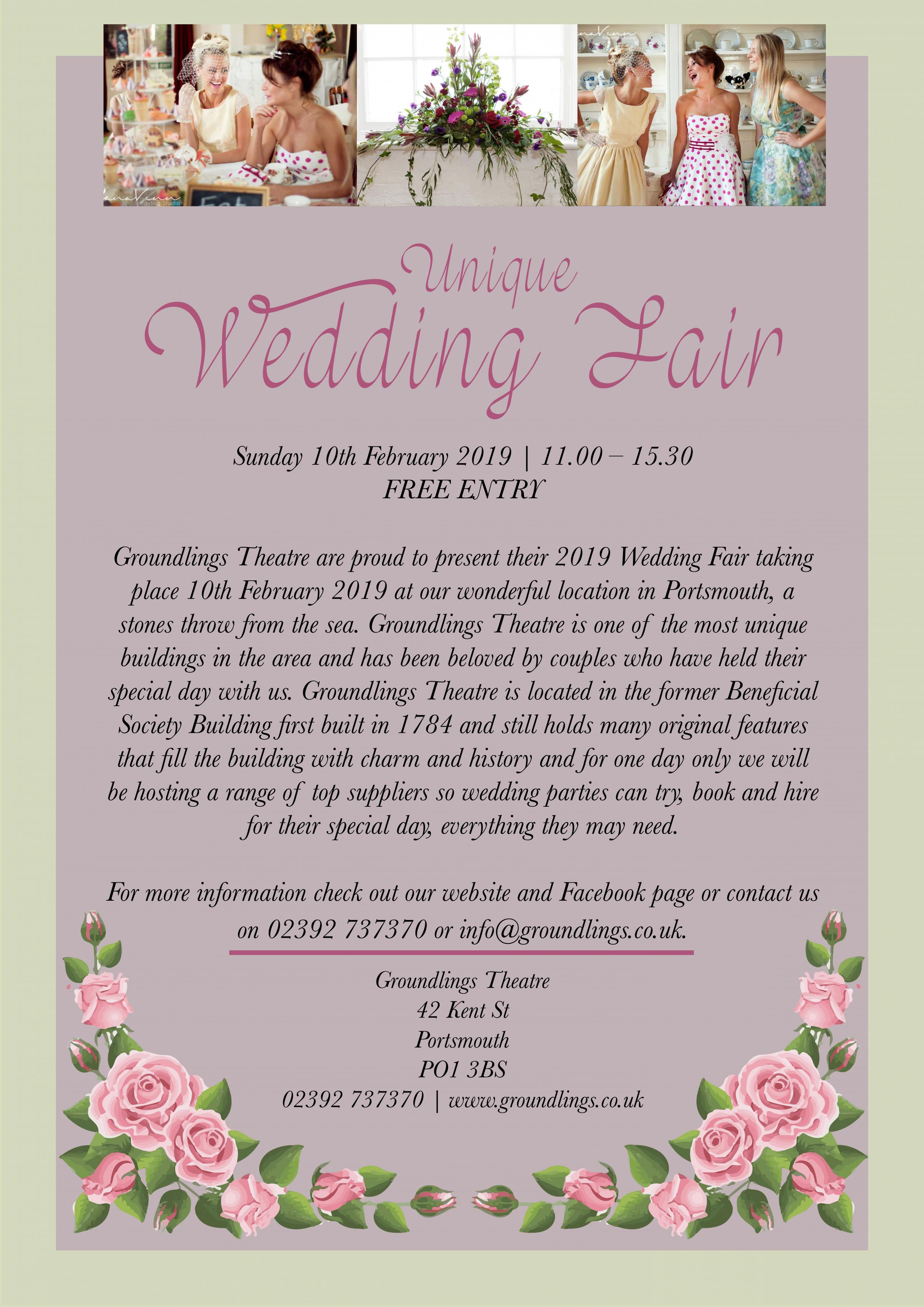 Unique Wedding Fair