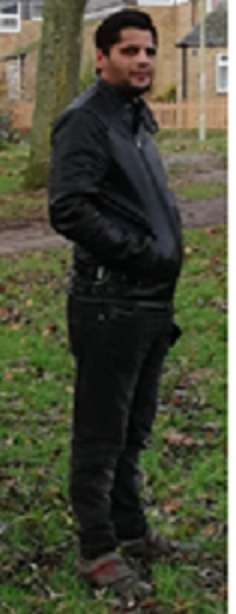 Image released by Hampshire Constabulary