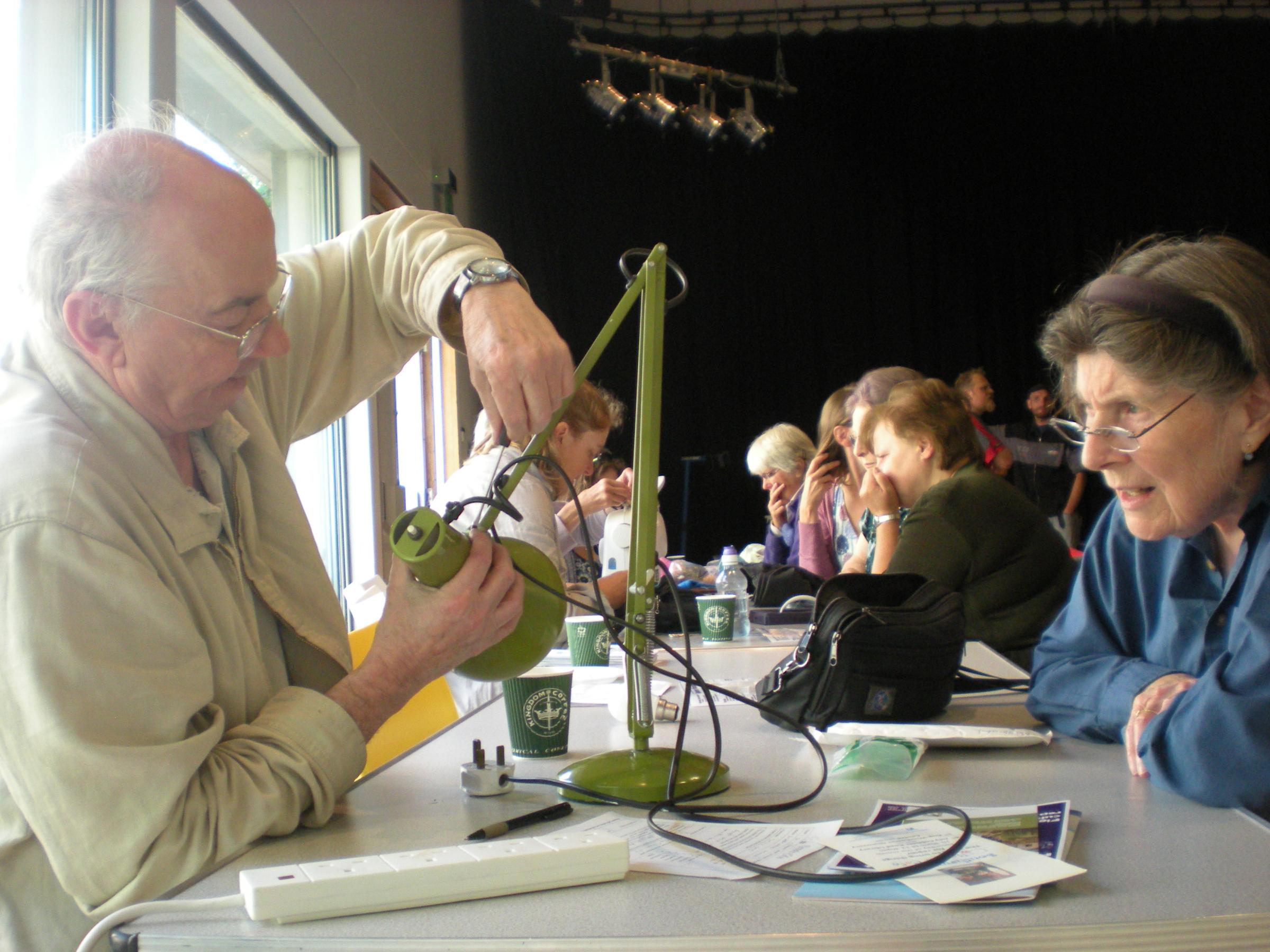 Freemantle Repair Cafe