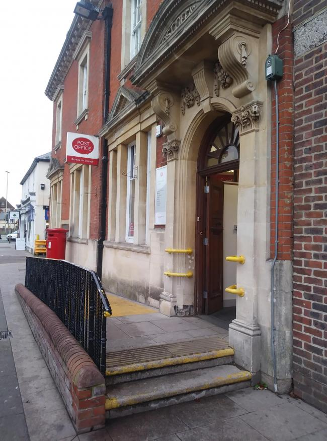 Bridge Street Post Office