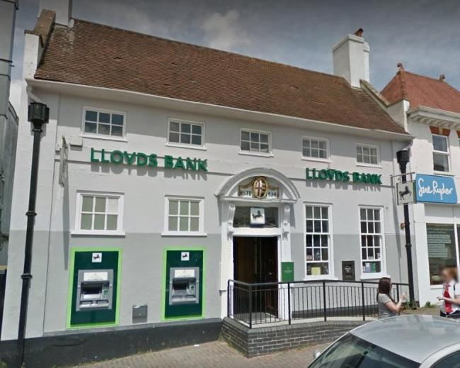 Lloyds in Tidworth closed in 2017