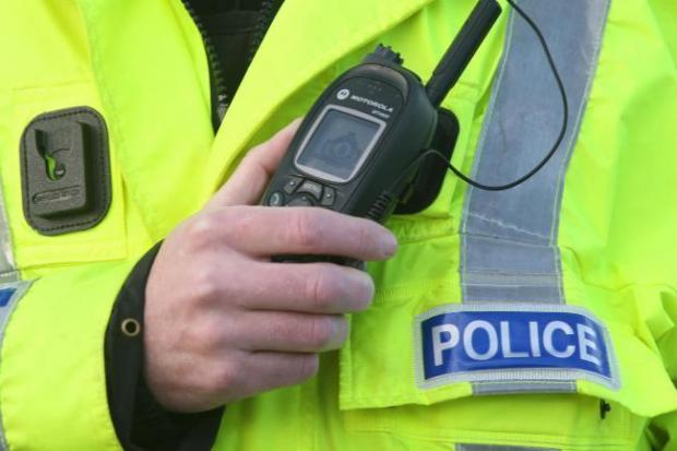 Police have issued a warning following the burglary