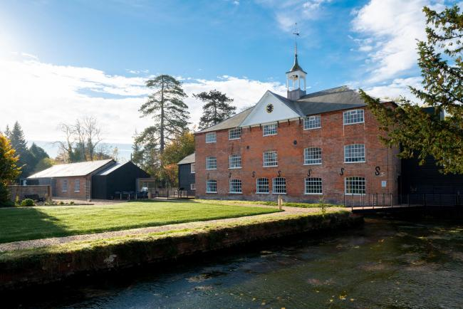 Image: Whitchurch Silk Mill