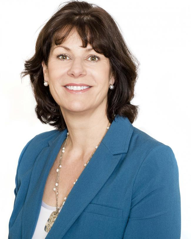 Claire Perry, MP for Devizes Constituency.