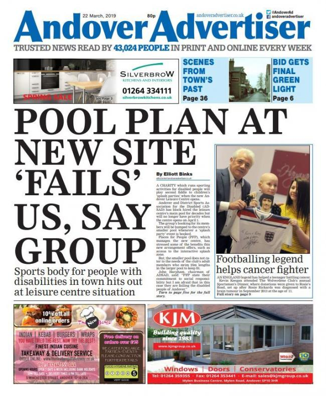 Andover Advertiser 22-03-2019