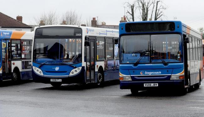 Stagecoach have made some changes