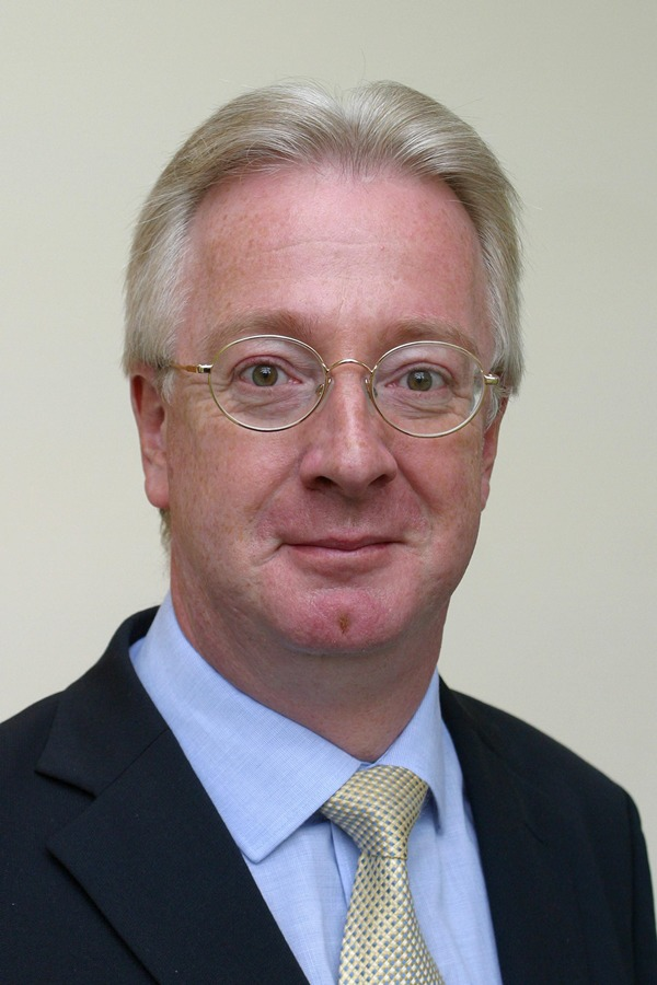 Chief executive Roger Testall