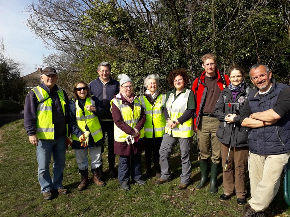 Peartree Pickers Litter Pick