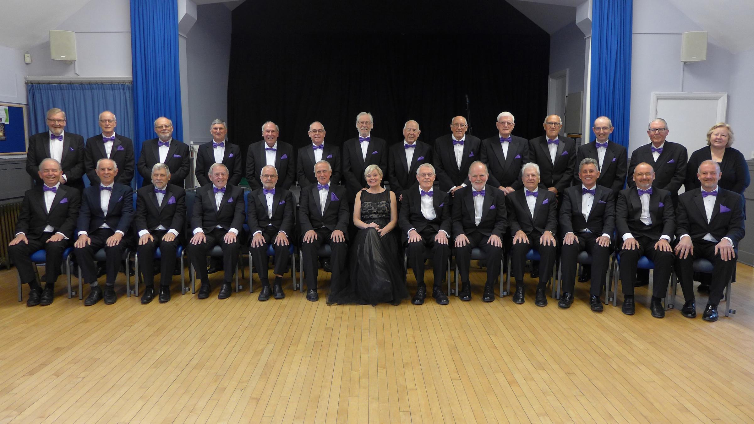 'Bourne2Sing' Choir Concert