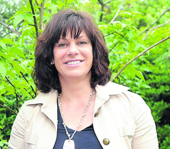 Claire Perry.