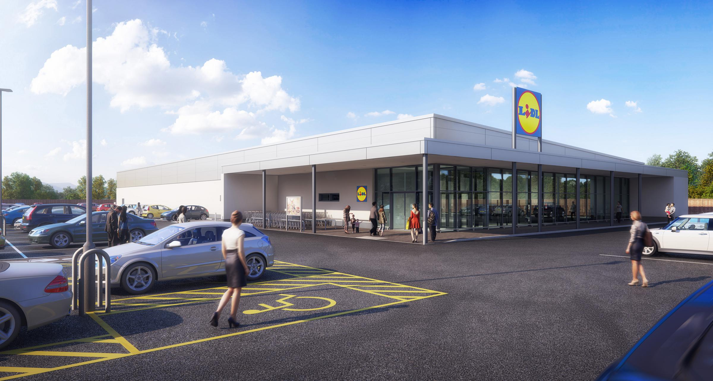 Lidl Reveals Opening Date For New Store Andover Advertiser